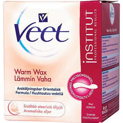Veet Warm Vax 250 ml Med  Essentiella oljor