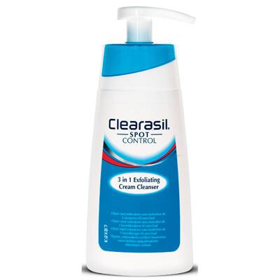 Clerasil 3ln 1 Exfoliat. Cream Cleanser 150ml