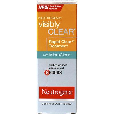 NEUTROGENA Visibly Clear Treatment Gel 15ml
