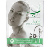 Tissu Mask aloe + green tea + Ginseng