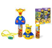 Pooh & TiggerLip balm topper