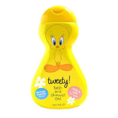 Tweety Bad & Duschkräm   250ml