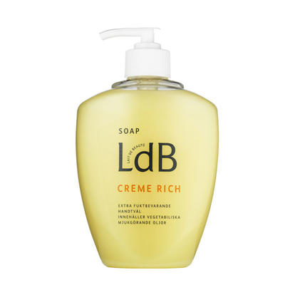 Ldb Creme Rich Soap 500ml
